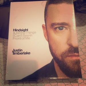 Hindsight book by Justin Timberlake